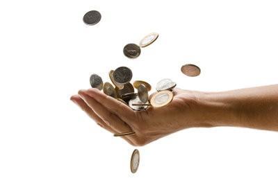 La valeur des pièces déterminées - est de savoir comment cela fonctionne dans les anciennes pièces de monnaie