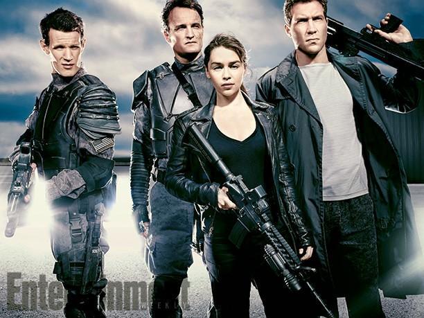 Terminator 5 Genisys Nouvelles, Cast & Date de sortie: Est-ce que New Super Bowl Remorque Reveal Plot?
