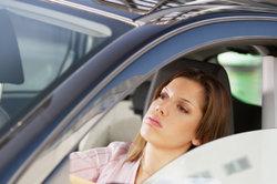 Peut-on dormir dans la voiture?  - Vous devriez noter que un voyage plus long