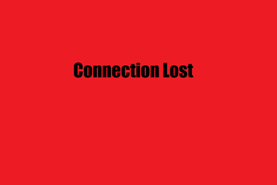 Lost Connection - ce qu'il faut faire: Minecraft?