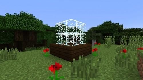 Construire fenêtre dans Minecraft - Comment ça marche?