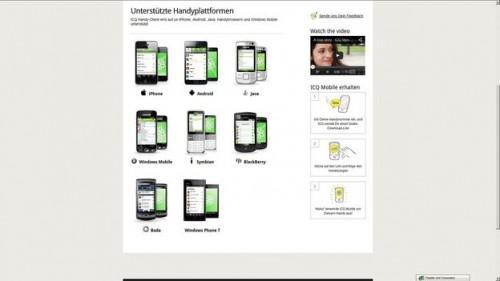 Dans l'application de ICQ ajouter un contact - comment cela fonctionne: