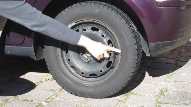 tailles et tailles de pneus rim pour d terminer le droit pour votre voiture. Black Bedroom Furniture Sets. Home Design Ideas